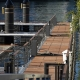 天王洲アイル 水上施設工事
