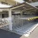 自転車設置(ラック改修)工事