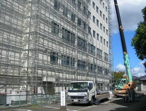 大和高田市経済会館
