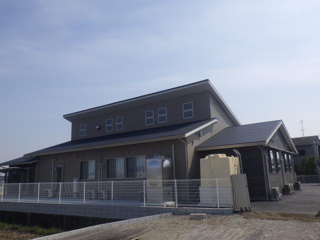 多機能型介護ホームなぐらの里新築工事