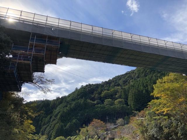 橋梁補修工事 村道田良原線(田良原橋)