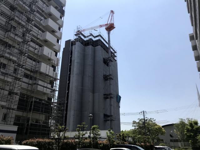 (仮称)遠里小野1丁目計画新築工事